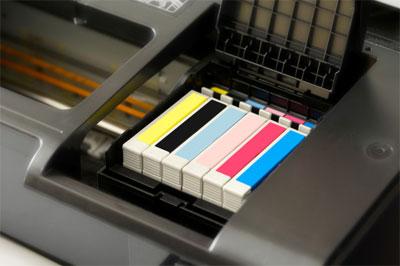 cartucho de tintas impresoras